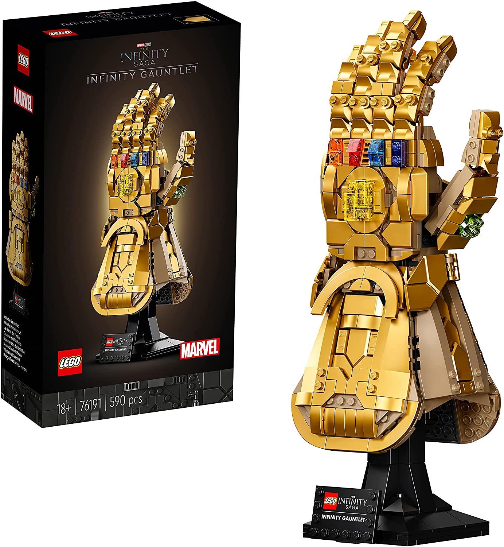 LEGO Marvel 20 Infinity Gaunlet   £20.20 delivered UK Mainland ...