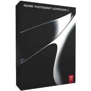 Adobe Lightroom 3 PC/Mac (not student/teacher version) £117.97 @ Amazon