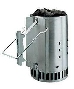 Weber Chimney BBQ Starter - £11.99 - Argos - In Store