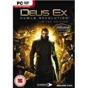 Deus Ex: Human Revolution Including Explosive Mission Pack (PC) - £25.85 @ Shopto