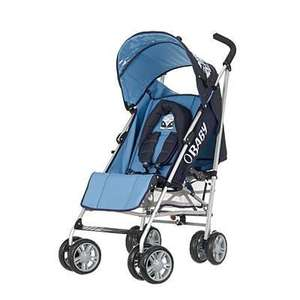 OBaby Atlas Plus Camper Van Pushchair - Navy ( £89.99 down 49.90) @ Kiddicare