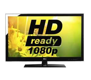 "LG 42LV450U 42"" Full HD LED TV - £426.55 (TELE5OFF code) @ Currys"