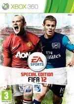 FIFA 12 Special Edition (360 & PS3) pre-order £37.97 at Gamestop.