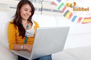 83% DISCOUNT!  Six Month Online Language Course in Choice of Seven Languages for £5 at Babbel.com VIA groupon.co.uk