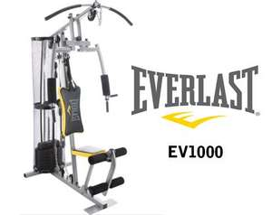 Everlast Ev1000 Home Multi-Gym £138.95 @ Groupon (Connection Fitness)