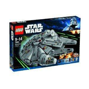 Lego Star Wars - Millennium Falcon (set # 7965) £101.60 @ Amazon (24% off)