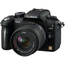 Panasonic Lumix DMC-G2 + 14-42mm Lens Black £349.00 Cheapest Ever @ UK Digital