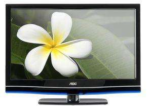 "AOC 22"" LED TV (Full HD 1080p, Freeview, USB Play) - Ebuyer Express £125"