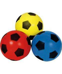 Foam footballs reduced from £3.70 to 78p in Morrisons