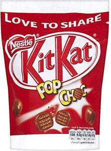 Nestle Kit Kat Pop Chocolate Pouch (140g) £1 at Tesco