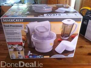 Electric Stand/Mixer with attachments  £59.99 @ Lidl