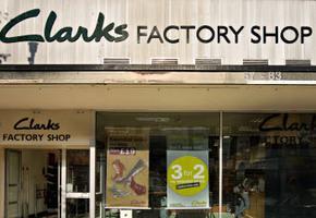 clarks molly glitz school shoes@ clarks factory shop £14.49