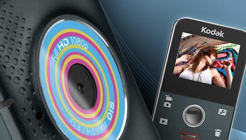 Kodak PlayFull Full HD (1080p) Video Camera £64.99 +4.99 p&p @Kodak Online.