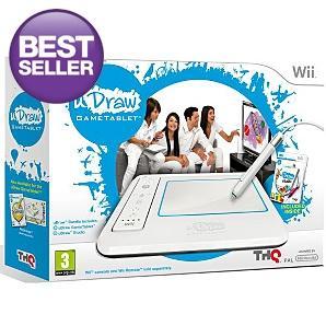Wii U-Draw Asda Direct £32.92 Inc Delievery