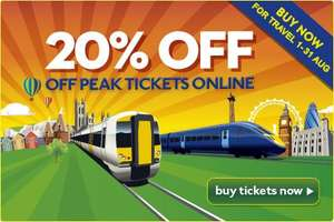 £10 - Warwick / £20 - Leeds / £22 - Newcastle & Other Cheap Return Train Tickets To or From London @ South Eastern Trains