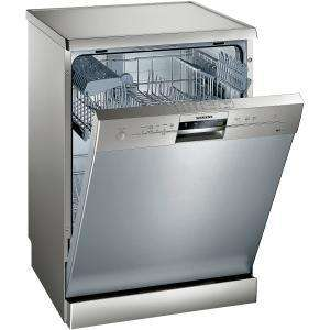 Siemens SN25M831GB fullsize stainless steel dishwasher, £308.02 at Comet (after cashback)