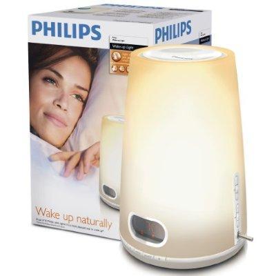PHILIPS HF3470 Wake up light alarm with radio - Argos Outlet £39.98