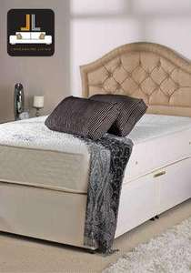Lancashire Living - Sandringham Memory Foam and Pocket Sprung Mattress - £249 inc delivery @ LivingSocial