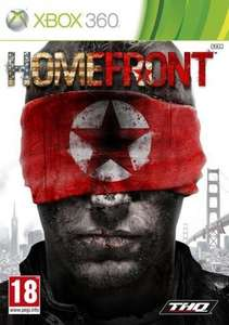 Homefront - Gamestop - 360 and PS3 - £4.97