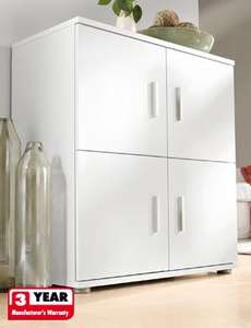 Flat-pack cabinets, £29.99 at Lidl - last day today(?)
