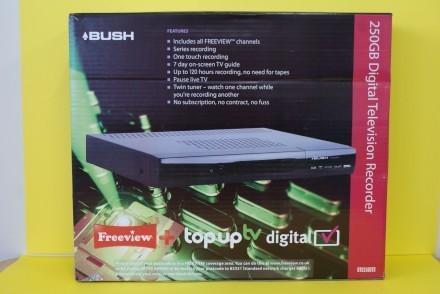 BUSH 250GB TOP UP TV DIGITAL TV RECORDER BTU250DTR £64.98 @ EBAY/ARGOS