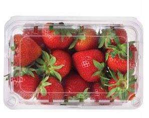 British Strawberries 400g 99p @ ALDI