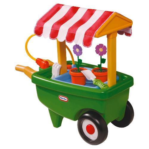 Tesco - Little Tikes 2 In 1 Garden Cart & Wheelbarrow - £19.99 in store