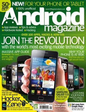 3 Issues of Android Magazine - £1 @ Imagine Publishing