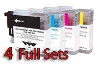 Brother Ink Cartridges- compatible@inkcredible for £9.99