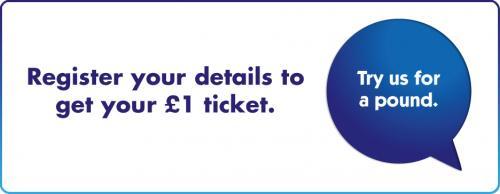 Birmingham Moor Street to London - £1 @ Chiltern Railways