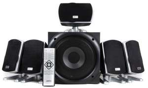 Xenta XForce 5.1 Surround Sound Speakers with wireless remote - £34.99 Delivered @  Ebuyerexpress/Ebay