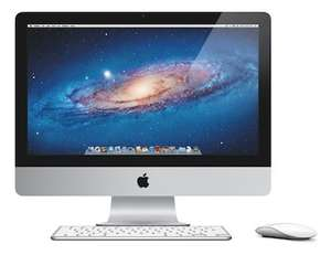 Apple iMac 21.5 inch Quad-Core Intel Core i5 @ Dawsons