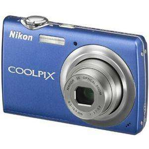 "Nikon Coolpix S220  - Tesco Instore! - 10MP - 2.5"" LCD - 3x Optical Zoom - £20 @  Tesco Instore"
