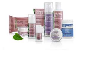 £23 Natural Radiance 9 piece Skincare Range from Organic Surge (Save 60%) £23 @ Wahanda
