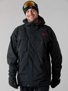 The North Face Mens Decagon Jacket £94.98 @Gaynors.co.uk