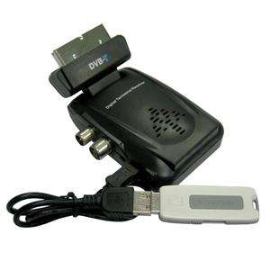 Mini Scart Freeview Receiver with USB Memory Card Recording - £17.99 @ Play
