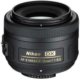refurbished Nikon 35mm f1,8 AF-S DX Nikkor - £140  @ Camera World