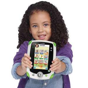 LeapPad Explorer Tablet - Green & Pink Only £64.00 @ Toys R Us