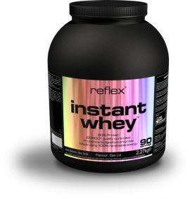Reflex Instant Whey 2.27Kg  £38.96 @ Monster supplements.com BOGOF