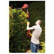 Long Reach Hedge Trimmer - Tesco Direct - Half Price +5% offer (6% Quidco) Free store delivery for £60