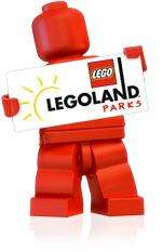 For Lego VIP mmbers: FREE entry to legoland - 15-21 October