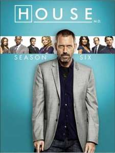 House Season 6 DVD (£8.17 delivered @ Amazon)
