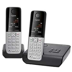 Siemens Gigaset C300A Twin cordless phones with Answerphone £45 delivered @ John Lewis