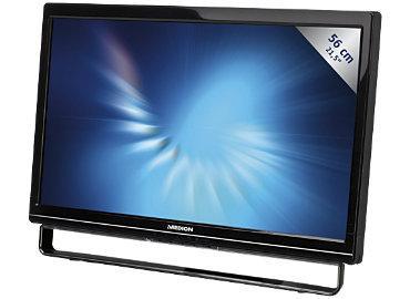 "MEDION AKOYA®E54009 21.5"" touchscreen Monitor (1920 x 1080) - £129 @ Medionshop"