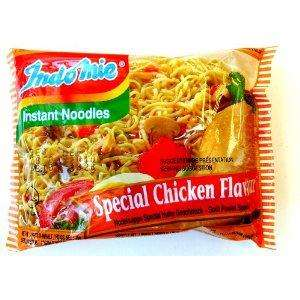 indomie Halal Special Chicken Noodles 70 g (Pack of 40) @ Amazon