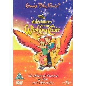 The Adventures of the Wishing Chair [DVD] - £3.49 / Enchanted Tales: the Magic of the Faraway Tree [DVD] - £3.49 @ Amazon & Play
