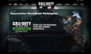 Free Call of Duty Black-Ops Zombie Soundtrack DLC Full album