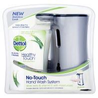 Dettol No Touch Hand Wash System Aloe Vera & Vitamin E with Moisturisers - £1.00 @ Asda