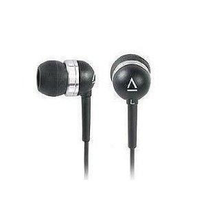 Creative EP-630 Noise Isolating Earphones (Black) £7.29 @ Amazon