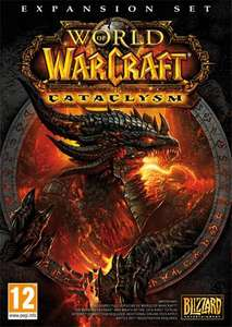 World of Warcraft: Cataclysm (PC) - £10.79 (Using Code) @ Game